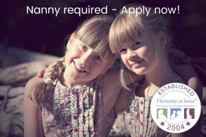 Berkshire Nanny Full time